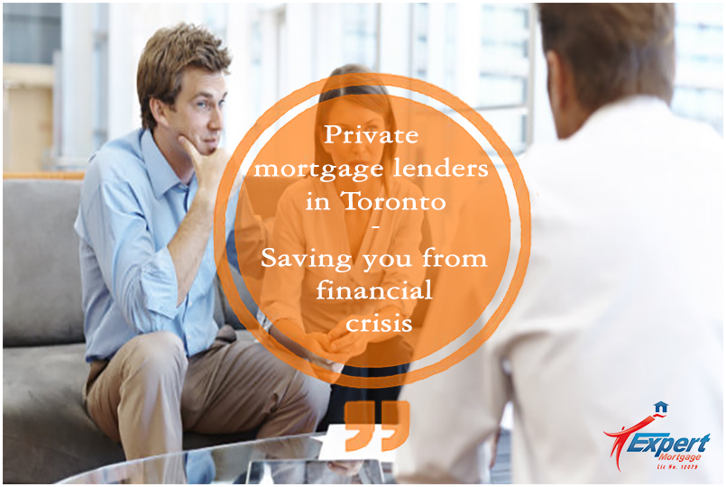 Private mortgage lenders in Toronto