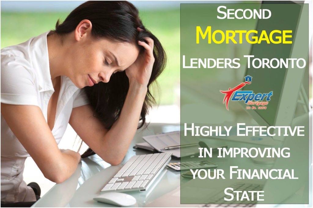 Second Mortgage Lenders Toronto