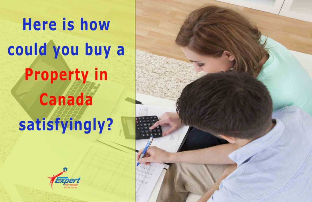 Property in Canada
